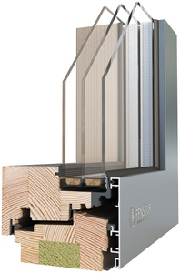 Image of 1270ws03: Fenstersystem