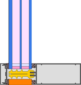 Image of 1496cw03-copy: Curtain Wall System