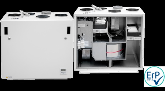 Image of 0973vs03: AHU-400 BV/BH