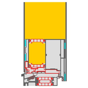 Image of 1252ds03: Door system